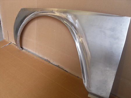 Fulvia front arch