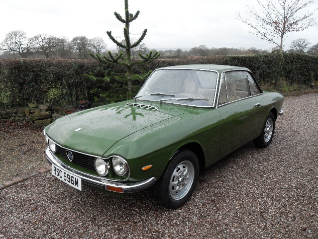 classic lancia restoration and service